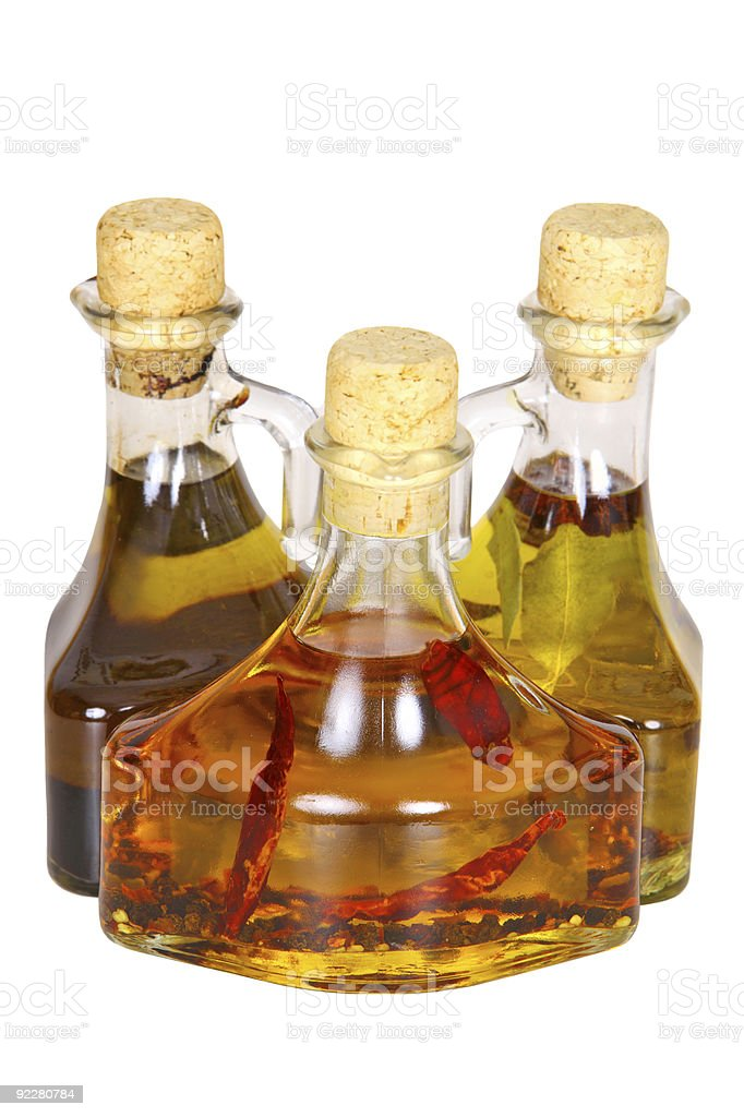 Olive oils stock photo