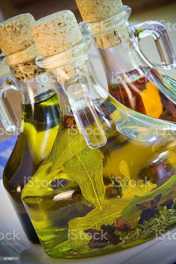 Olive oils royalty-free stock photo