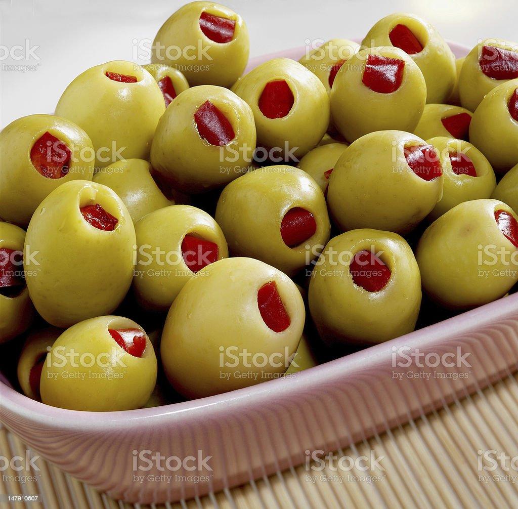 olive Lizenzfreies stock-foto