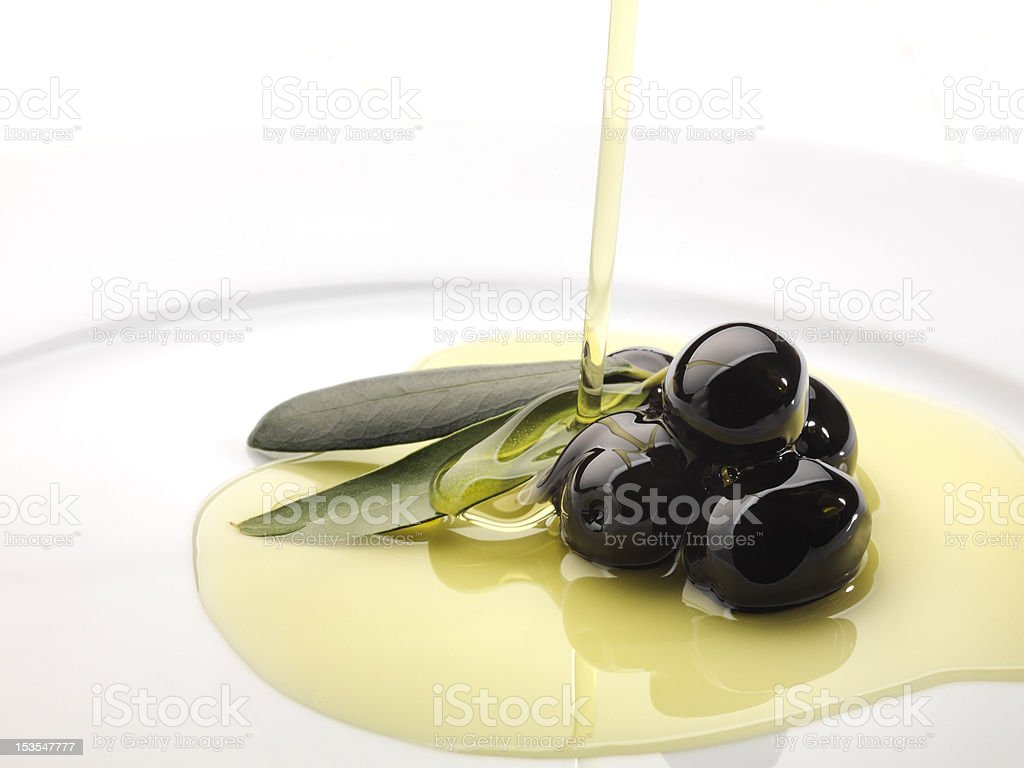 Olive royalty-free stock photo
