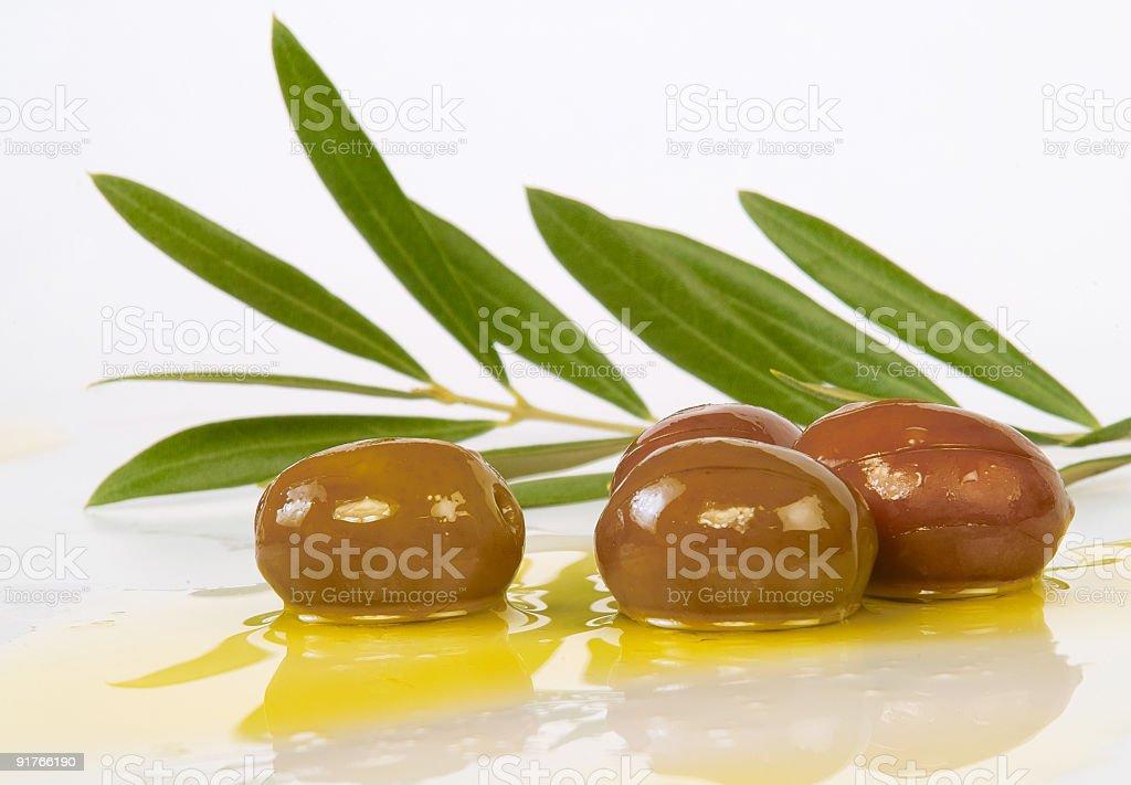 olive royalty-free stock photo