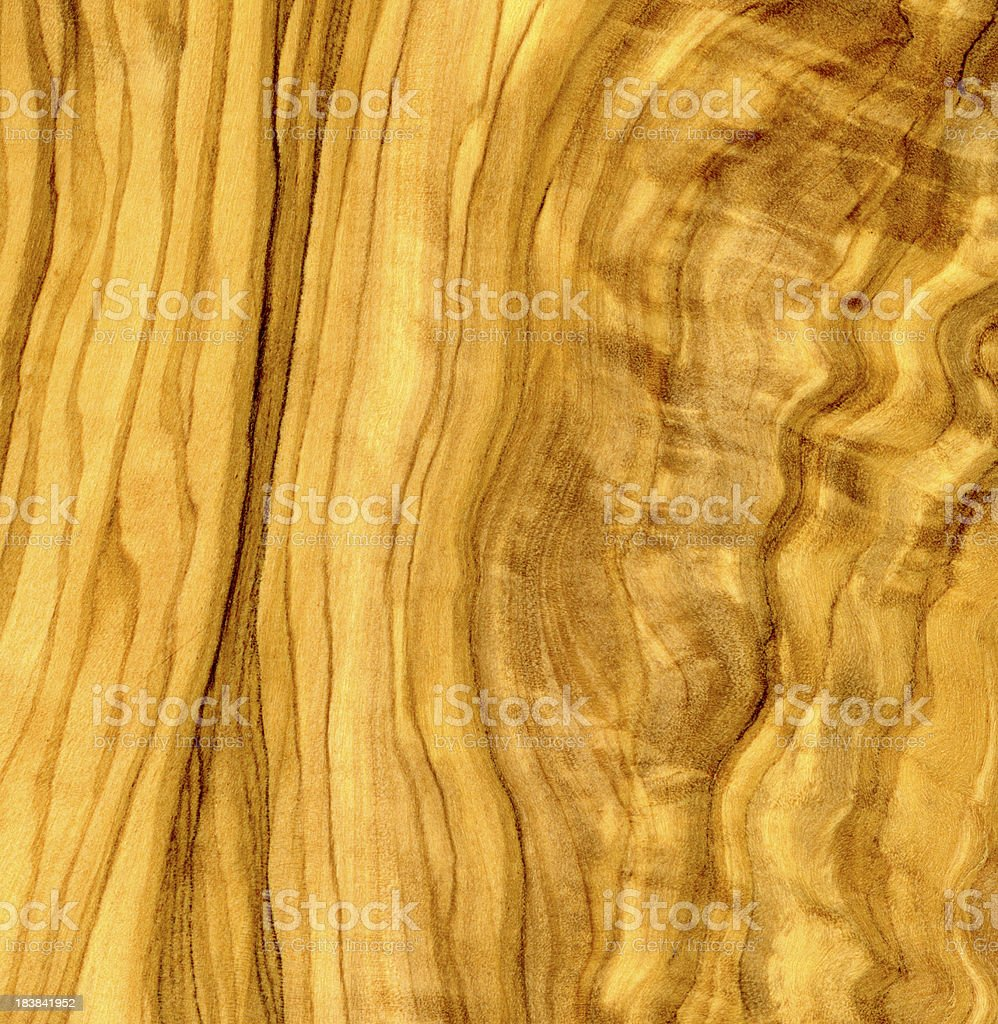 Olive Wood Texture stock photo
