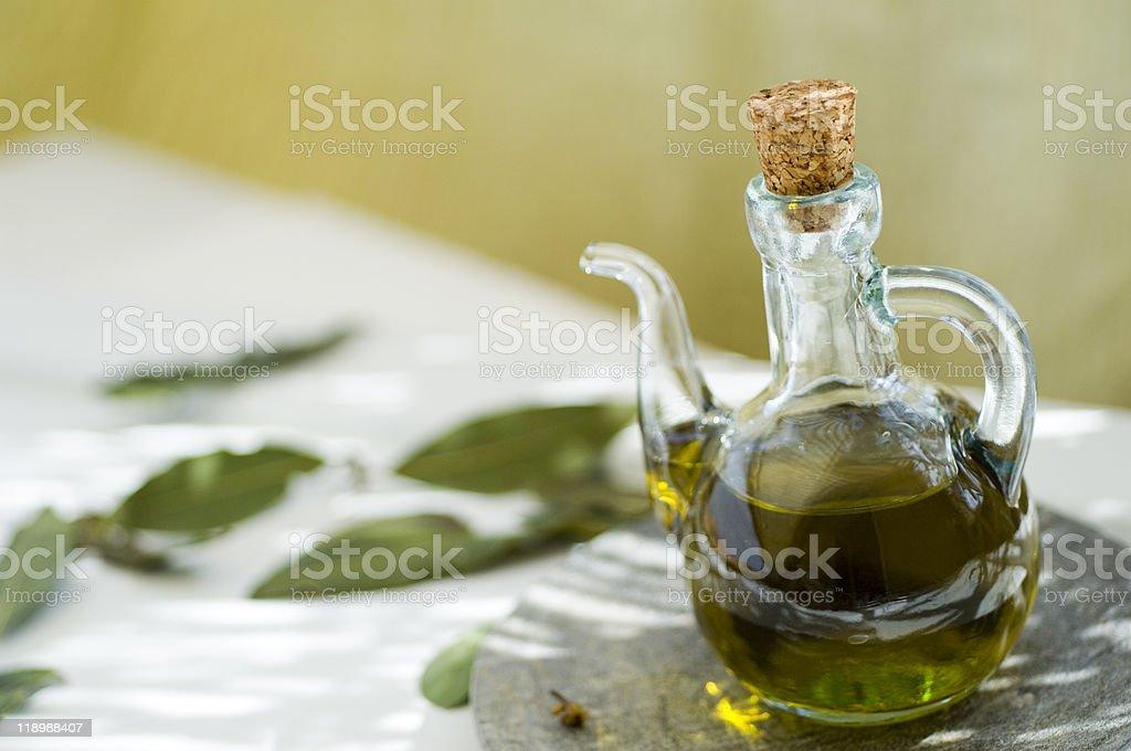 L'huile d'Olive - 01 photo libre de droits