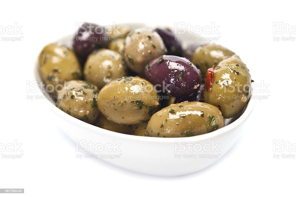 Olives royalty-free stock photo
