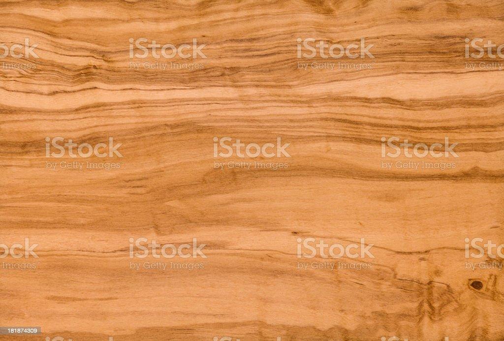 Olivewood Wood Grain Background stock photo
