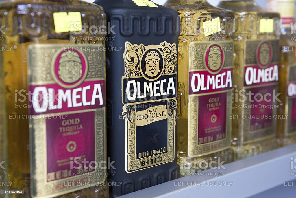 Olmeca stock photo