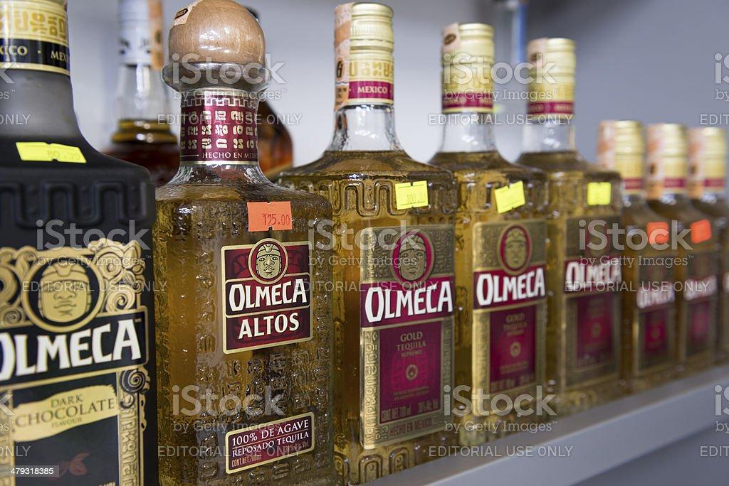 Olmeca royalty-free stock photo