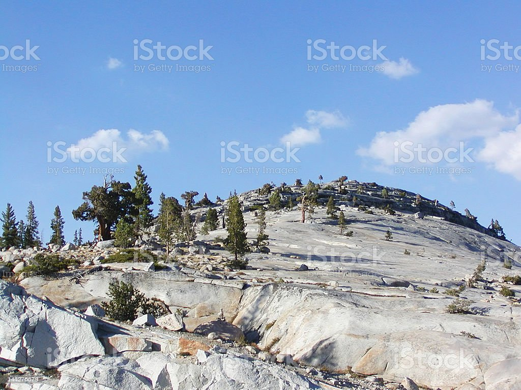 Olmstead Point stock photo