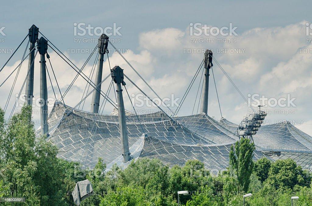 Olympia Park royalty-free stock photo
