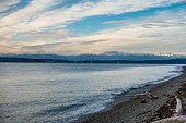 Olympic Mountains Landscape 4