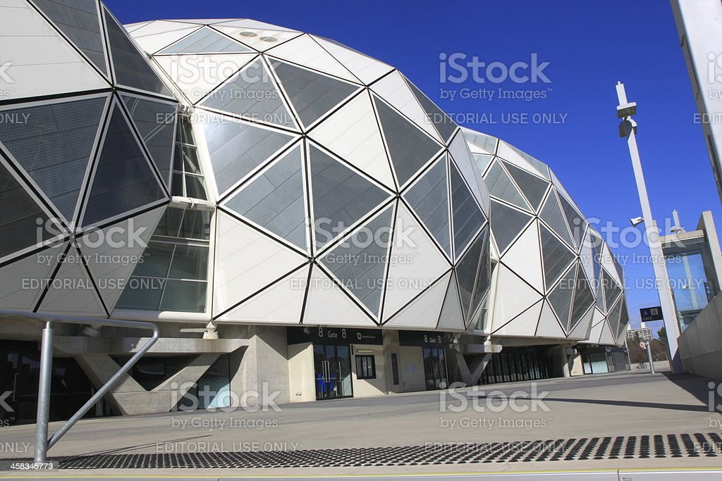Olympic Park Melbourn royalty-free stock photo