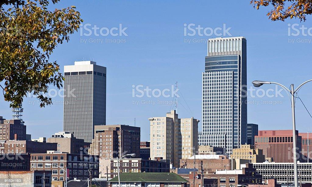Omaha royalty-free stock photo