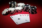 omaha poker starting hand