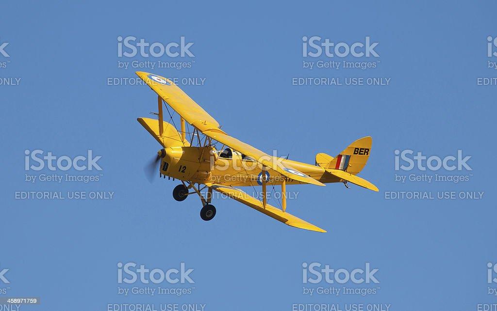 Omaka Air show, Blenheim, New Zealand. royalty-free stock photo