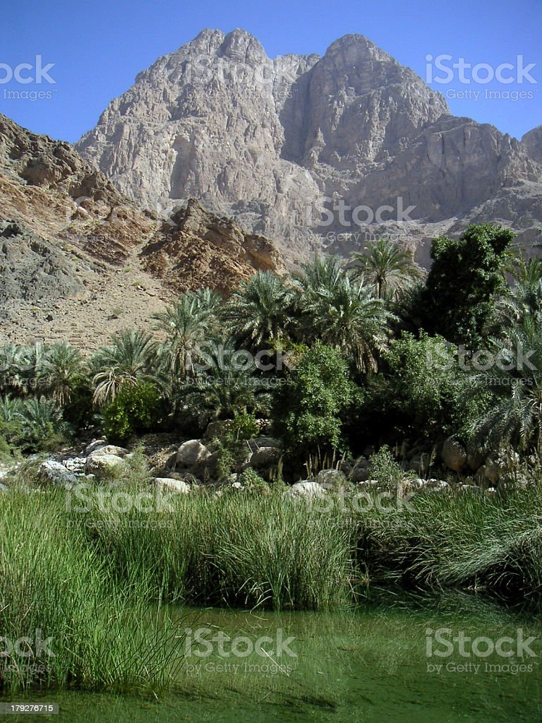 Oman royalty-free stock photo