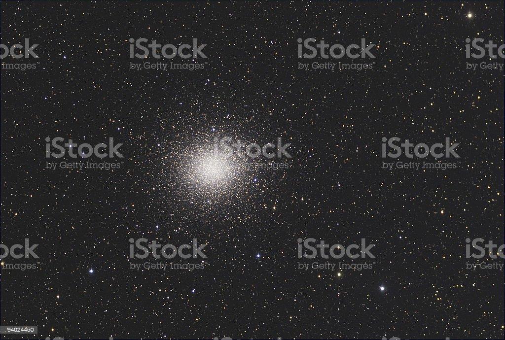 Omega Centauri stock photo