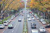 Omotesanto Street - Tokyo