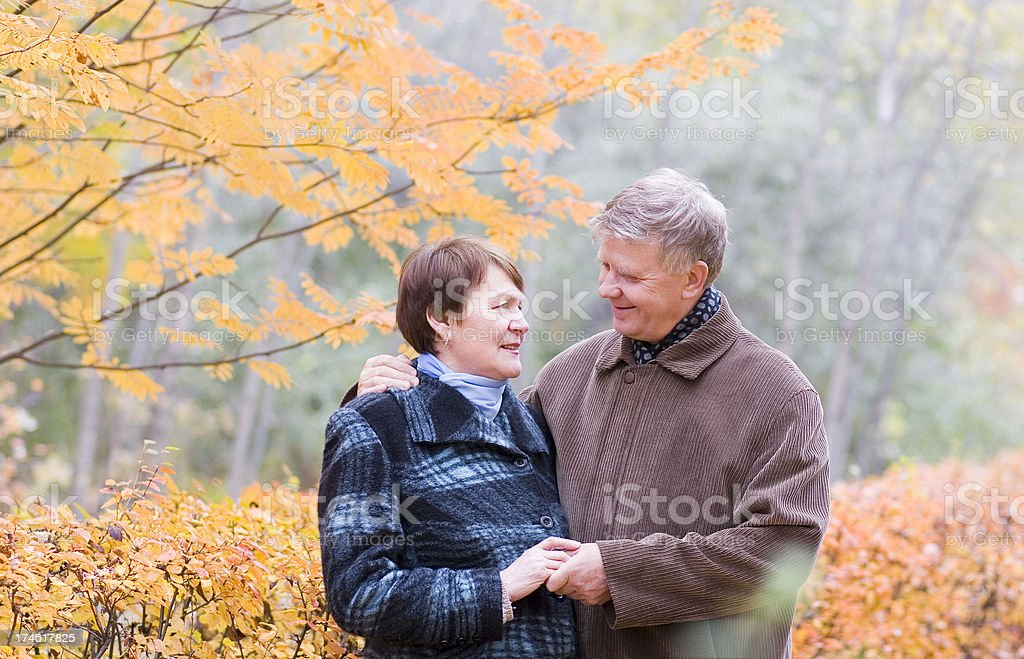 On a date royalty-free stock photo