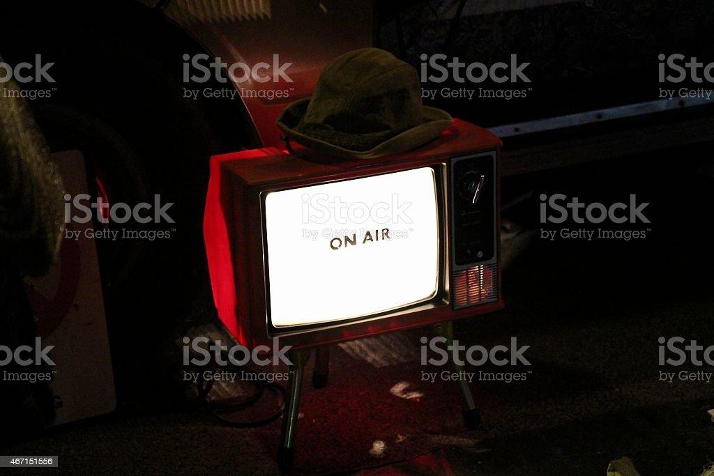 Sur air photo libre de droits