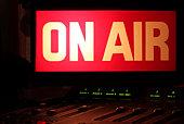 On Air Radio Studio