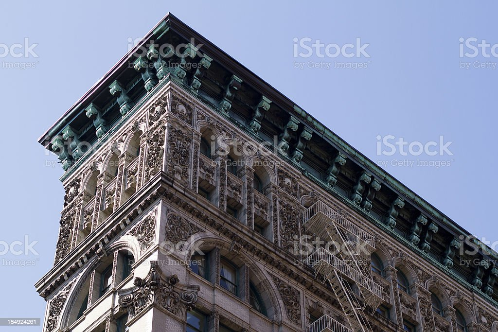 On Broadway stock photo