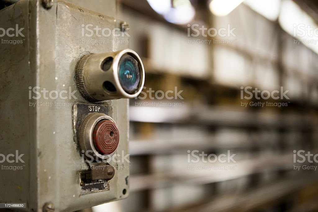On Off Switch stock photo