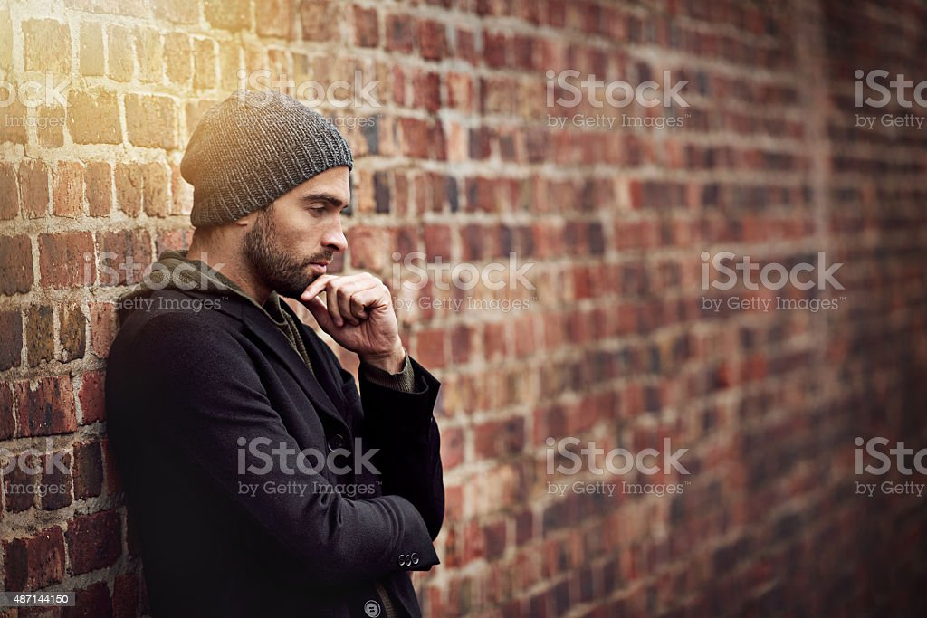 On point with urban trends stock photo