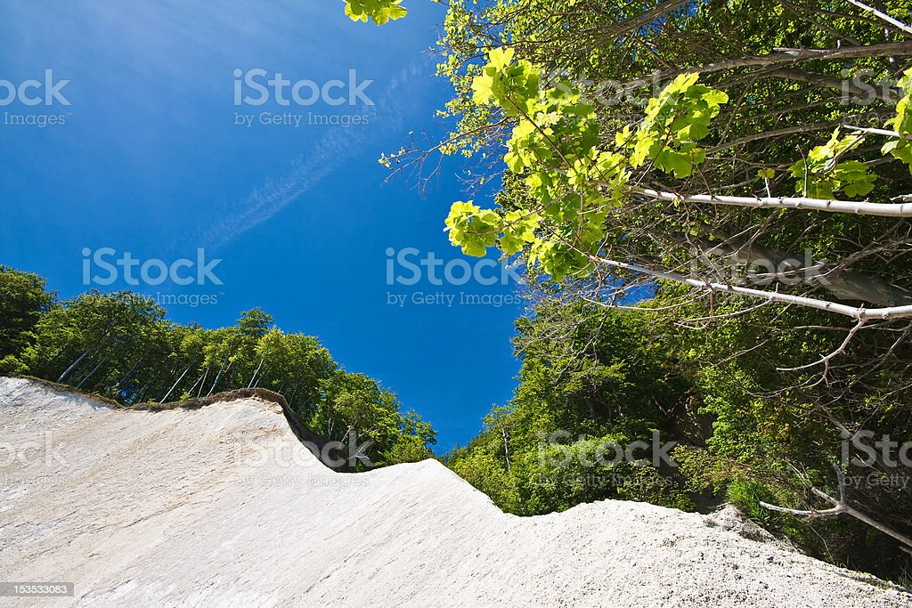 On shore stock photo