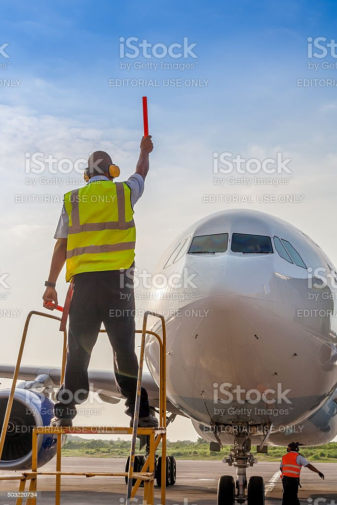 On Stand stock photo