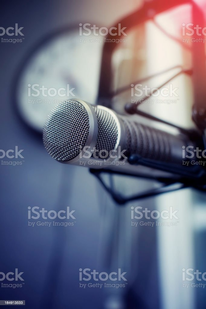 On the Air stock photo