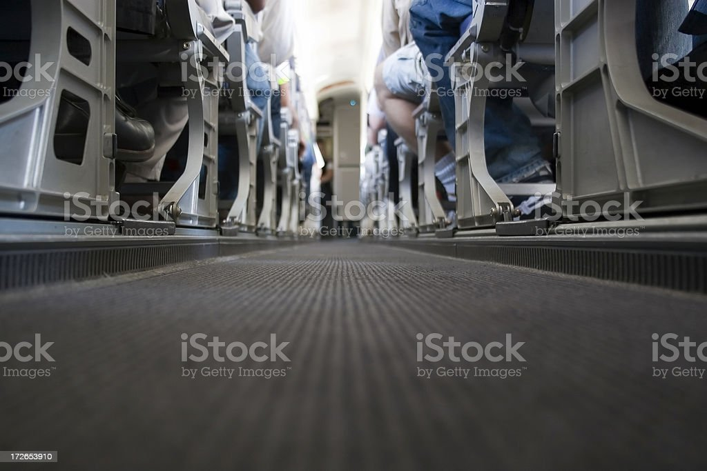 On the Floor royalty-free stock photo