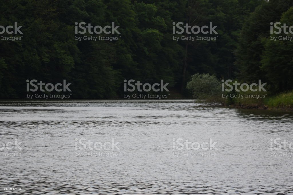 Am See - Ufer stock photo