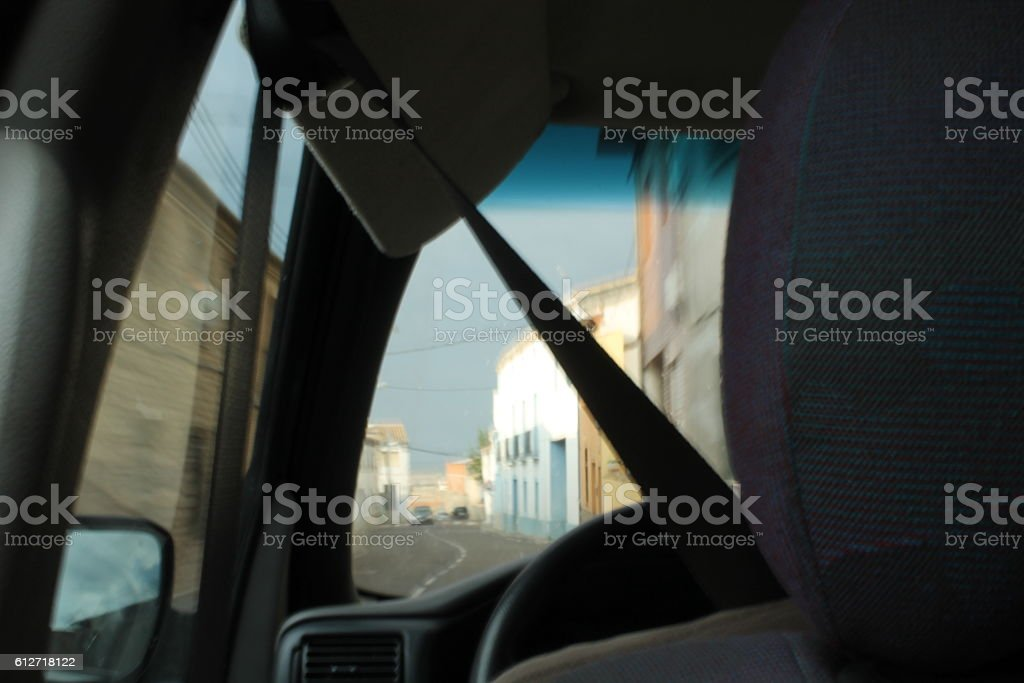 On the Road stock photo