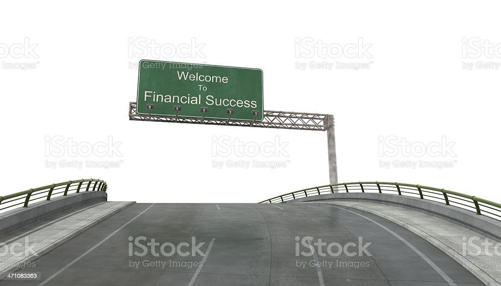 旅先での成功を金融 ロイヤリティフリーストックフォト