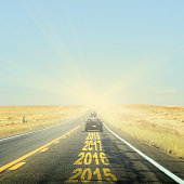 On the Road to New Year 2015