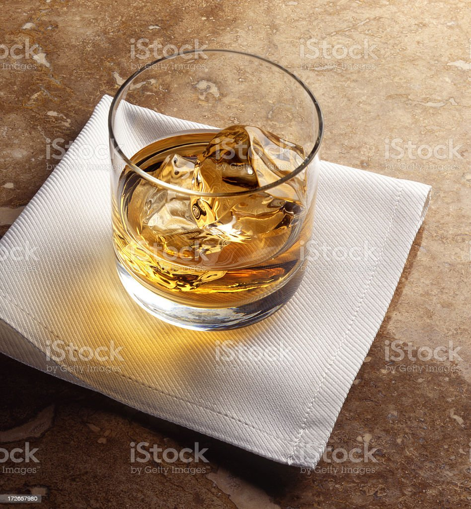 On the Rocks royalty-free stock photo
