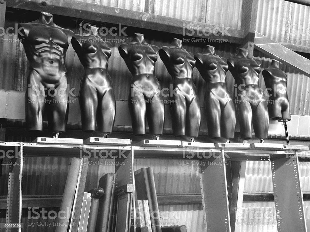 On the Shelf stock photo