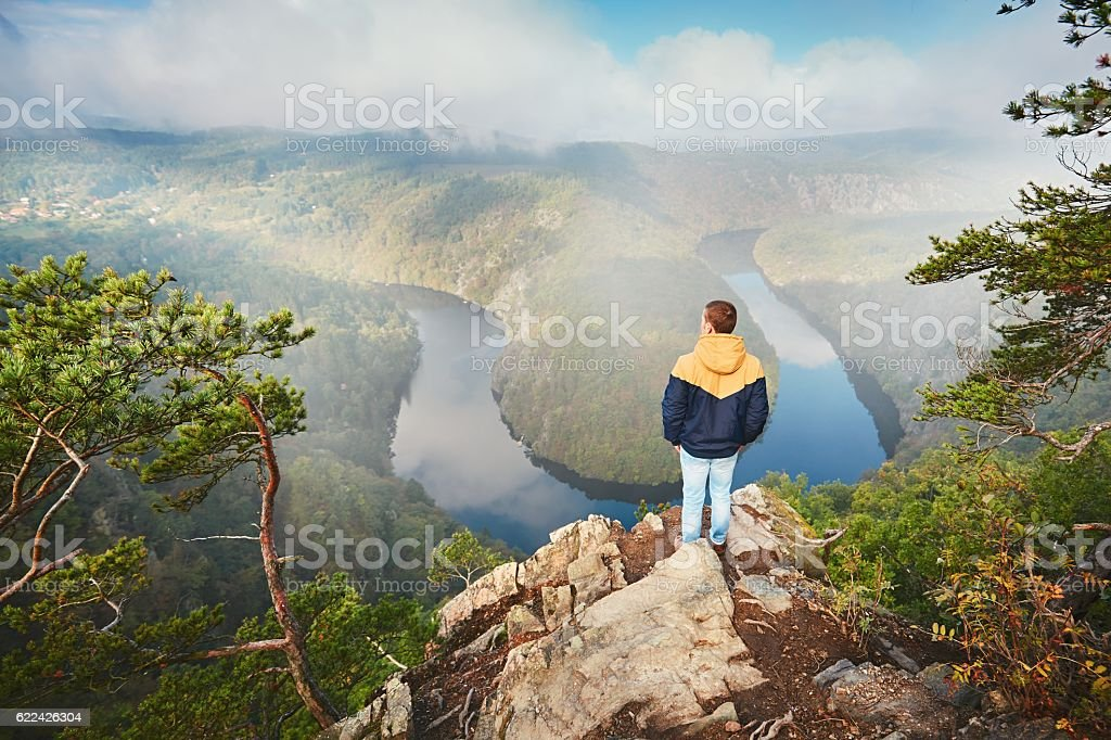 On the top stock photo