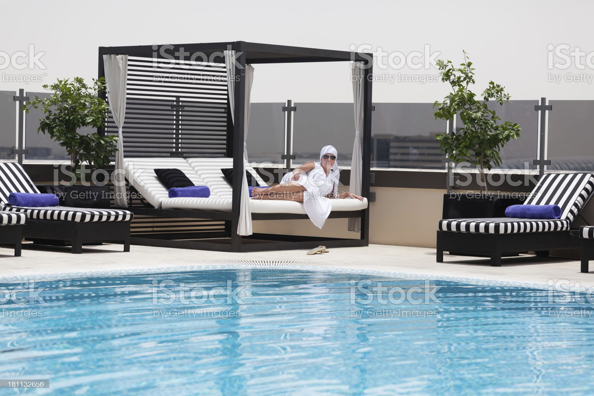 On the vacation! royalty-free stock photo