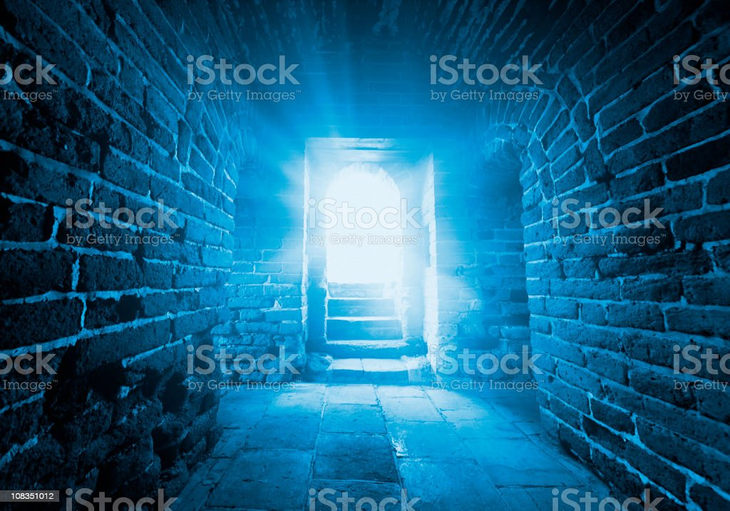 On the way to dream royalty-free stock photo