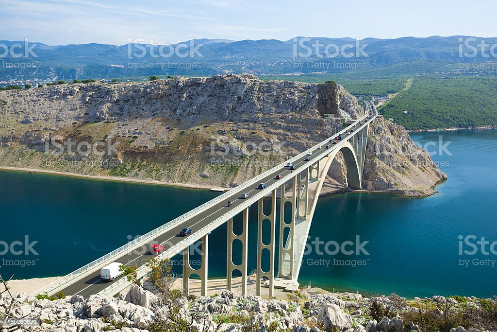 on the way to summer holidays stock photo