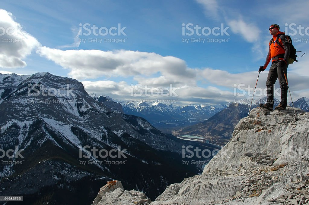 On Top royalty-free stock photo