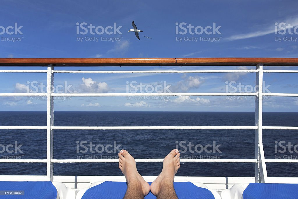 On Vacation (series) royalty-free stock photo