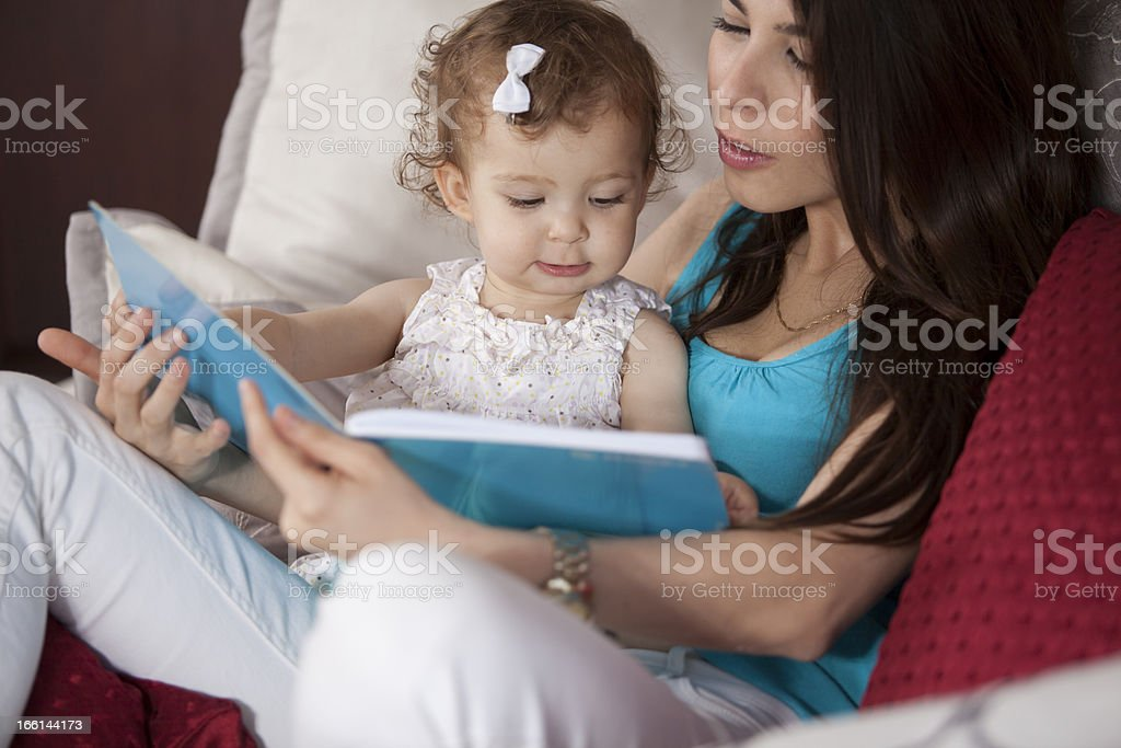 Once upon a time... stock photo