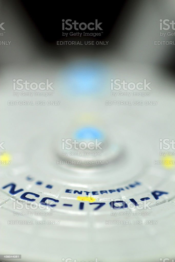 Oncoming Enterprise royalty-free stock photo