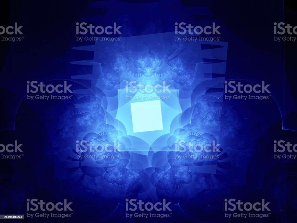 One bit heaven royalty-free stock photo