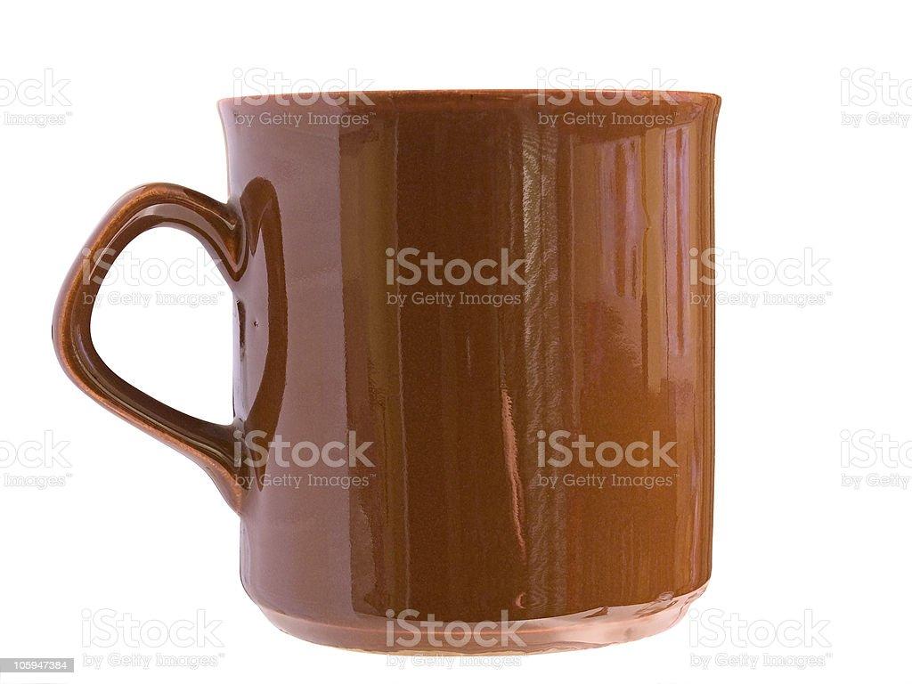 Una taza de foto de stock libre de derechos