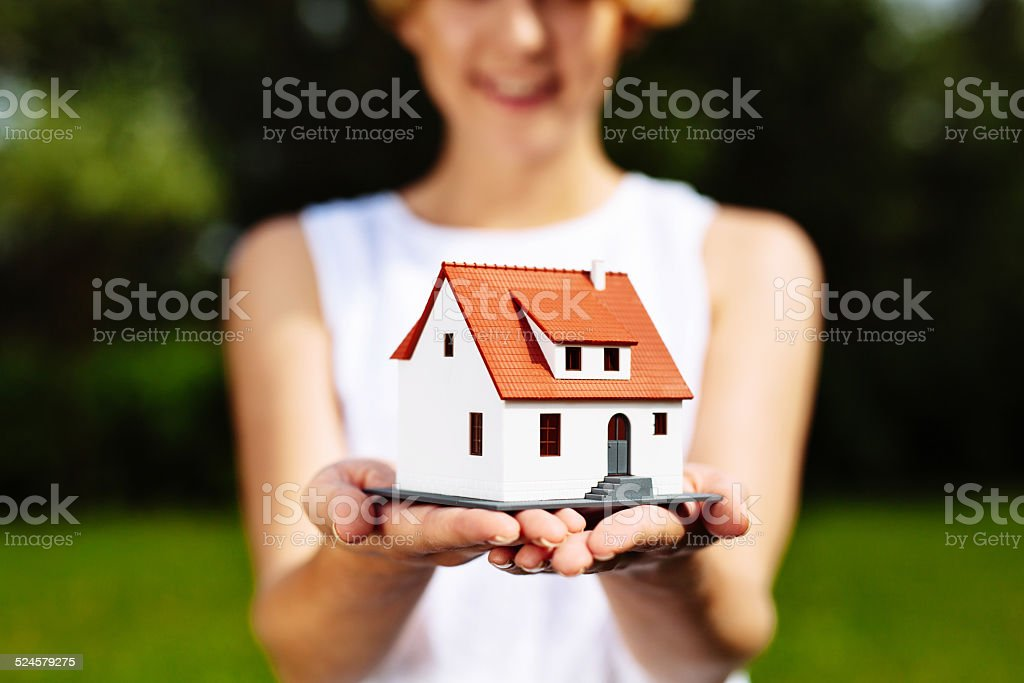 One day it is going to be mine! stock photo