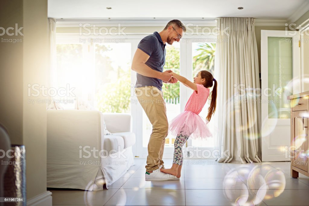 One day we'll be doing this at your wedding stock photo