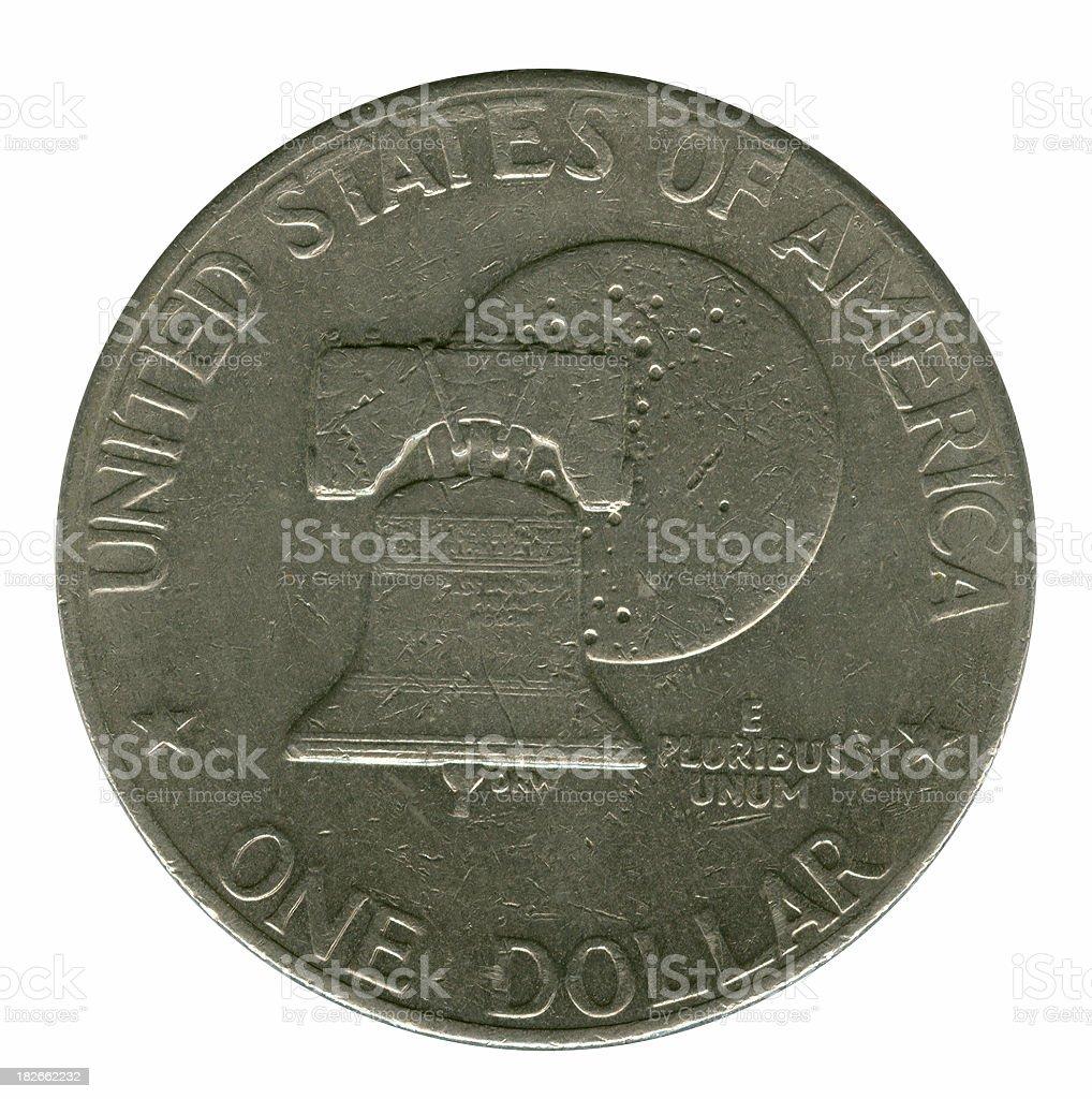 One Dollar stock photo